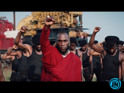 Burna Boy – Monsters You Made ft. Chris Martin